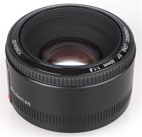 Lensa Yongnuo 50mm 1 8 yongnuo 50mm f 1 8 images