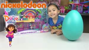 Fisher price dora surprise egg kid friendly toy opening youtube