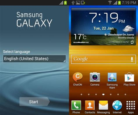 android jelly bean on galaxy pocket gt s5300 youtube samsung galaxy s ii gt i9100 更新 android 4 1 2 jelly bean