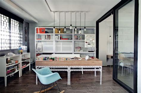 Hdb Home Decor Ideas by 5 Awesome Design Ideas In This Three Room Hdb Flat Singapore Furniture And Room