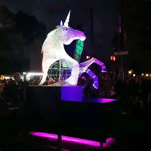 Adelaide Fringe Parade Kicks Off Proceedings For 2017 With Lights Adelaide