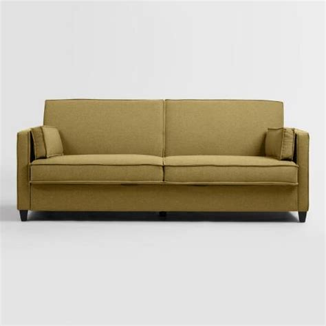 cost plus sofa bed maize nolee folding sofa bed world market