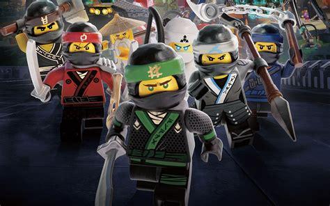 wallpaper 4k lego ninja warriors the lego ninjago movie 4k wallpapers hd
