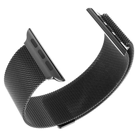 Apple Milanese Loop Army Style 42mm hoco milanese loop band apple 42mm black
