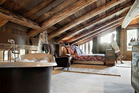 spend your in a cozy chalet from alps