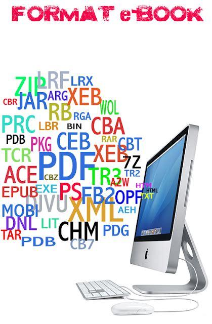 format epub dan pdf kumpulan buku format format ebook