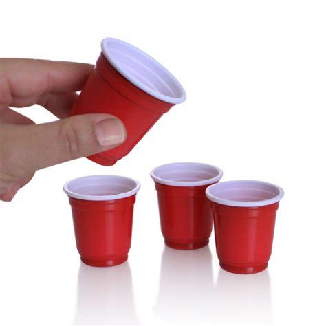 mini plastic glasses 200 ct 2 oz disposable red plastic cups