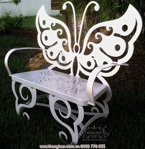 iron butterfly bench benches iron butterfly art