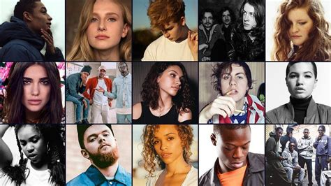 what artists have died in 2016 bbc music sound of 2016