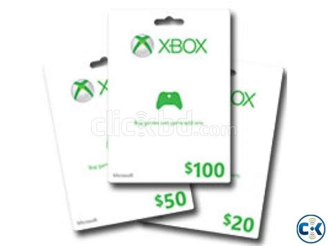 Microsoft Gift Card For Xbox - microsoft windows gift cards xbox psn steam wallet cards clickbd