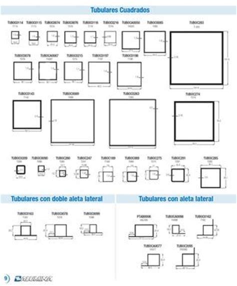 perfiles tubulares cuadrados cat 225 logo perfiles arquitect 243 nicos alumina by jeffrey
