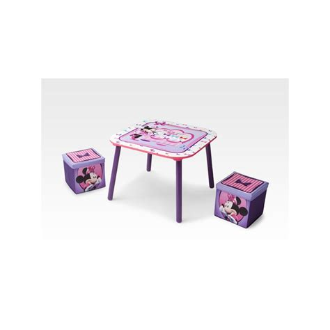 mesas y taburetes mesa taburetes para ni 241 os minnie mouse disney 174 env 237 o