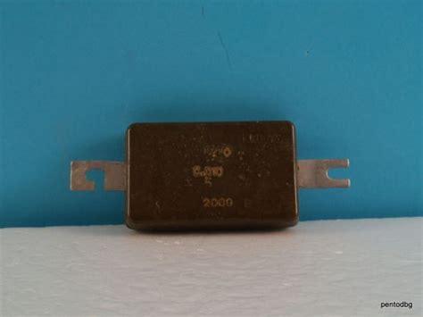 mica capacitor audio pentod ltd