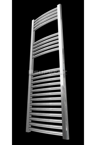 bathroom radiators 400mm wide 400mm wide 1200mm high chrome curved towel radiator