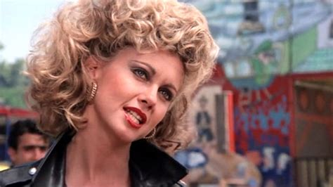 Biography Movie Grease | this is why olivia newton john almost turned down her role