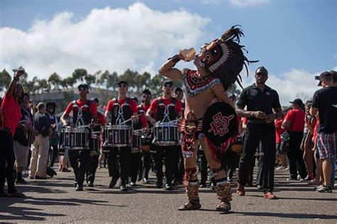 San Diego State Mba Part Time by Is It Time To Retire Sdsu S Aztec Mascot Kpbs
