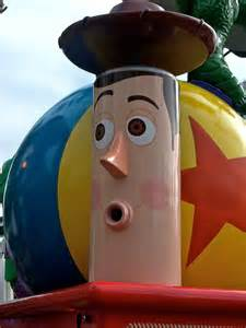 woody bubble blower toy story pixar play parade flickr photo sharing