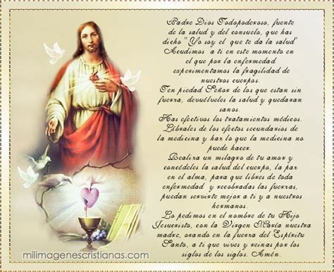 imagenes religiosas para los enfermos pin oraciones para los enfermos on the catholic company