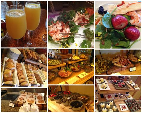 sunday brunch buffet scottsdale arizona staycation the westin kierland review travel tuesday