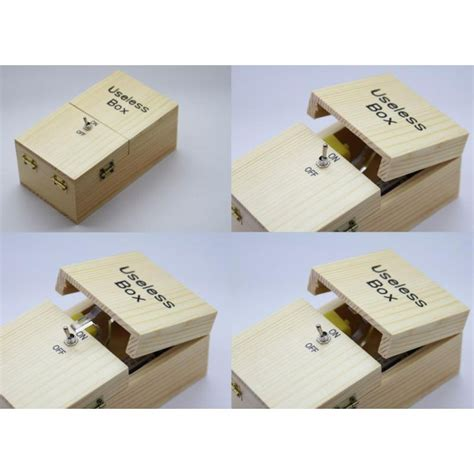 Dog Cabinet The Useless Box Novelty Gift Must See Buy Gadgets