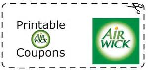 Air Wick Freshener Coupons Air Wick Coupons Printable Grocery Coupons