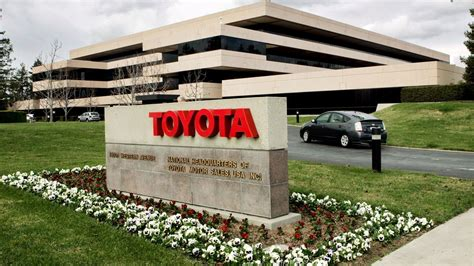 headquater toyota toyota headquarters in torrance sold for 270 million to