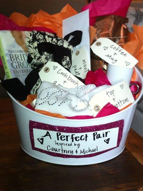 Wedding Shower Gift Basket Ideas by Best Bridal Shower Gift Basket Ideas 99 Wedding Ideas