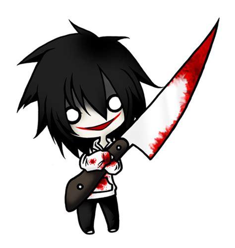 imagenes kawaiis de creepypastas jeff the killer chibi by havenrelis on deviantart