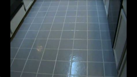 Floor Tile Primer by Painting Kitchen Or Bathroom Tile Floor Grout Lines