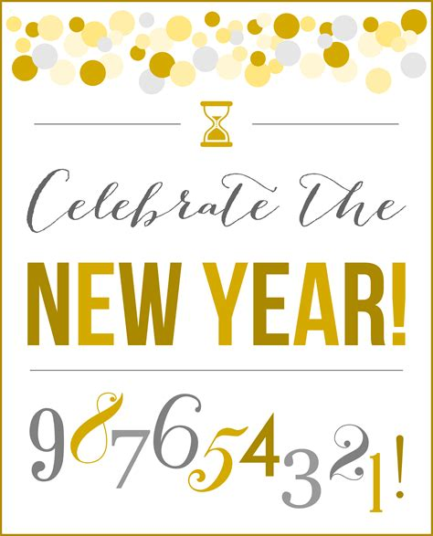 new year year signs happy new year s 2014 best free printables for nye
