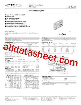 a1024 transistor datasheet v23092 a1024 a802 datasheet pdf tyco electronics