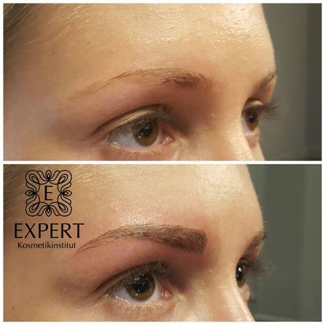 Eyeliner Me permanent make up in berlin mitte im kosmetikinstitut expert
