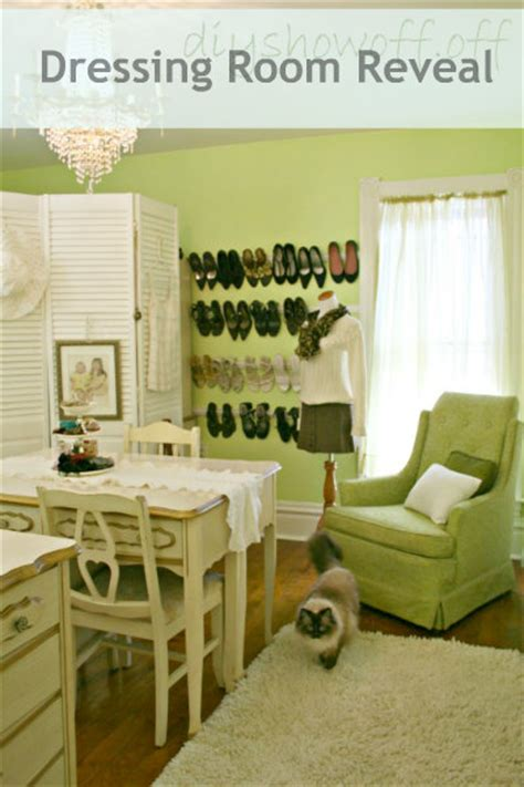 room makeover shows dressing room reveal diy show off diy decorating and