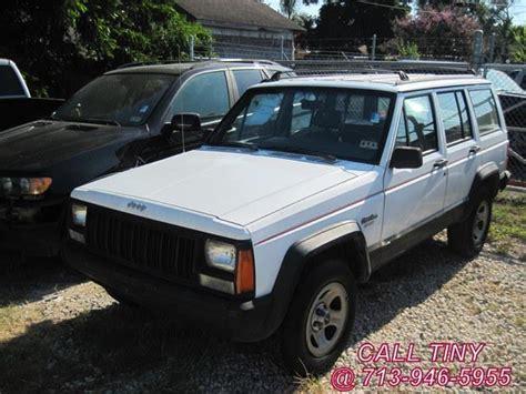 jeep cherokee  sale carsforsalecom