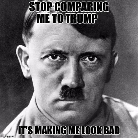 Hitler Bunker Meme - hitlers not happy imgflip