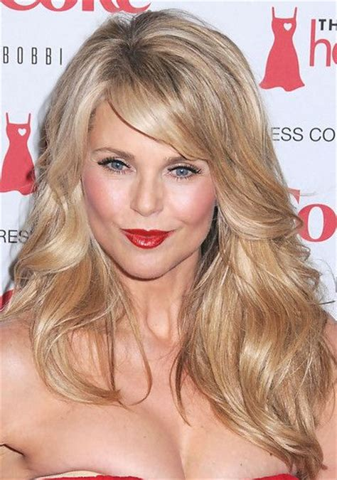 christie dutton hair style 17 best images about 08celebrity christie brinkley on
