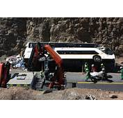 Western Cape Bus Crash Toll Rises To 20  News24