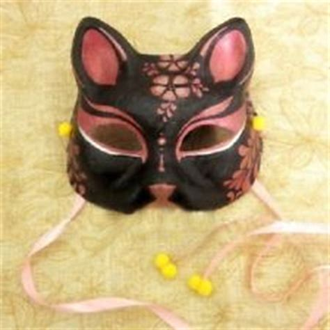 25 best ideas about japanese fox mask on pinterest