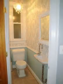 Ideas For A Small Half Bathroom Home Decorations