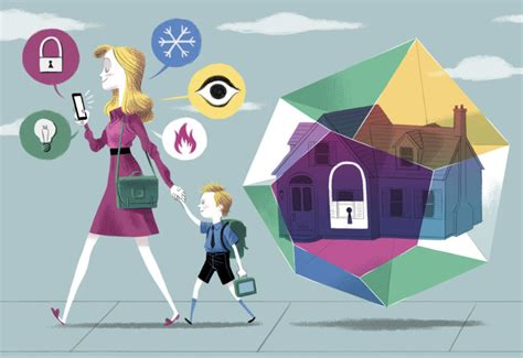 home security systems get a facelift baltimore magazine