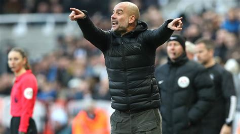 manchester city played   good level  newcastle draw