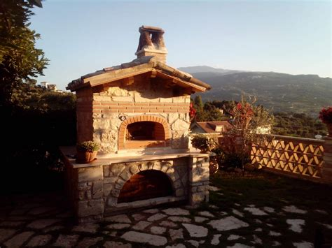 forno da giardino usato forni da giardino usati forno refrattario legna pizza