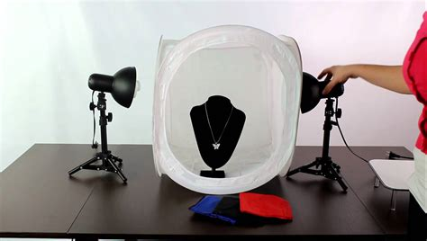 Tabletop Photography Kit by Cowboystudio Com Shows You Mini Table Top Kit Jewelry