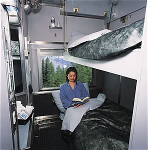 Sleeper Car Vacation by Canadian Railway Travel Canada Rail Vacations