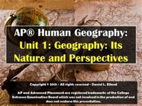 5 themes of geography ap human geo ap human geography unit 2 population and migration