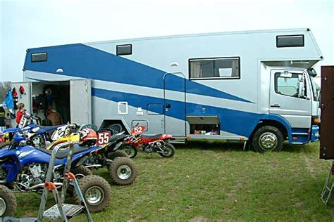 Motorcross en Motorhomes MCLB Wingene