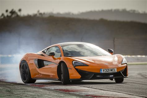 mclaren opening four new us dealers as 570s deliveries begin
