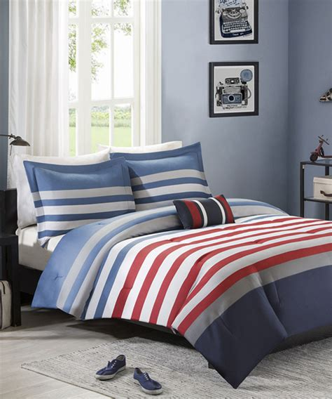 Contemporary Boys Bedding Boys Bedding