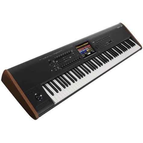 Keyboard Korg Kronos korg kronos 88 2015 workstation at gear4music