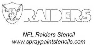 Galerry Stencil King157 Character Oakland Raiders Graffiti Art Det… Flickr